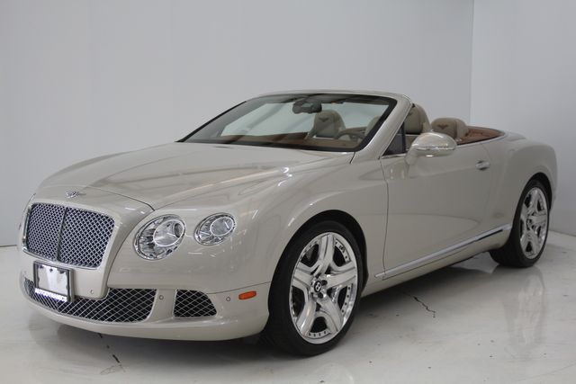 2013 Bentley Continental GTC Convertible Houston, Texas 7