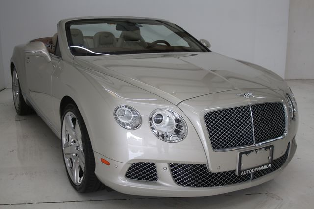 2013 Bentley Continental GTC Convertible Houston, Texas 9