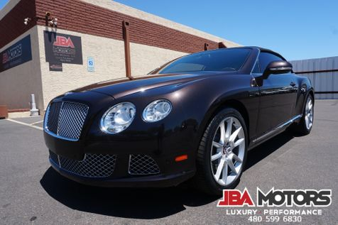 2013 Bentley Continental GT Convertible GTC W12 | MESA, AZ | JBA MOTORS in MESA, AZ