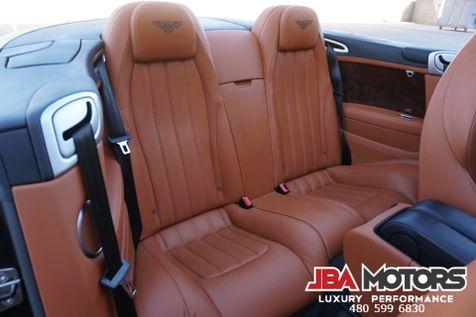 2013 Bentley Continental GT Convertible GTC W12 AWD ~ Only 25k Low Miles!! | MESA, AZ | JBA MOTORS in MESA, AZ