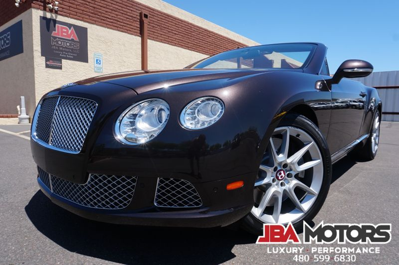 2013 Bentley Continental GT Convertible GTC W12 | MESA, AZ | JBA MOTORS in MESA AZ