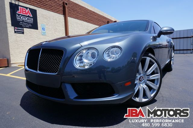 2013 Bentley Continental GT Continental GT Coupe 2D AWD