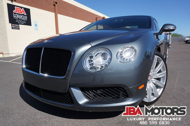 2013 Bentley Continental Gt Continental Gt Coupe 2d Awd Mesa Az