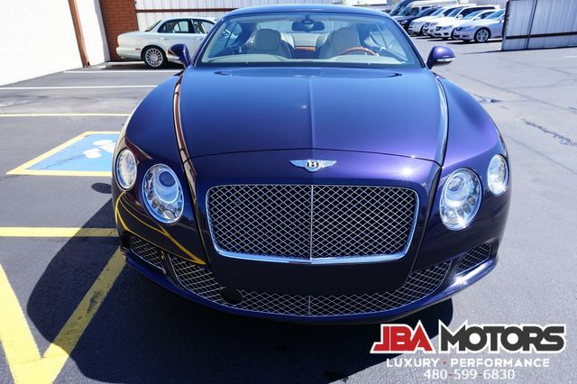 2013 Bentley Continental GT Coupe W12 Mulliner Package in Mesa, AZ 85202