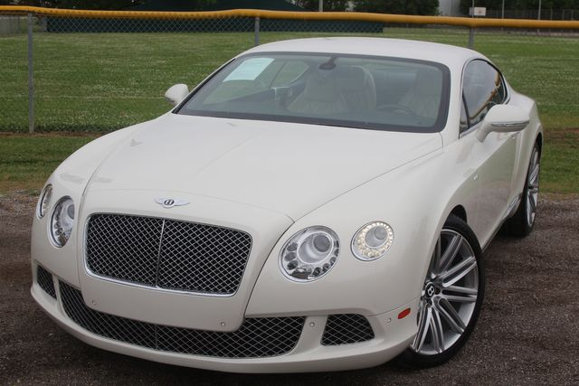 2013 Bentley Continental GT Speed Houston, Texas 1
