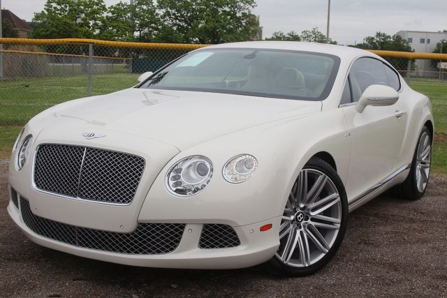 2013 Bentley Continental GT Speed Houston, Texas 0