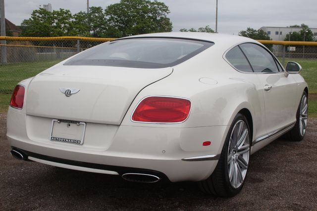 2013 Bentley Continental GT Speed Houston, Texas 16