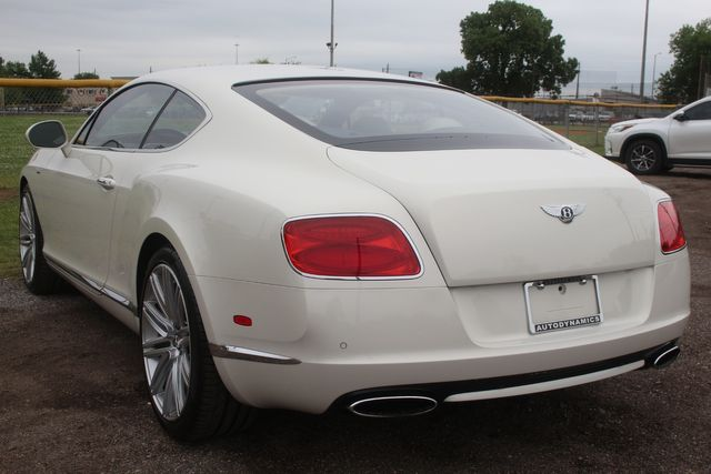 2013 Bentley Continental GT Speed Houston, Texas 17
