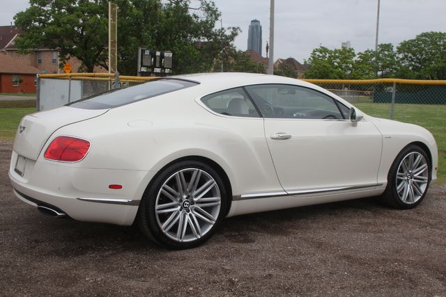 2013 Bentley Continental GT Speed Houston, Texas 18