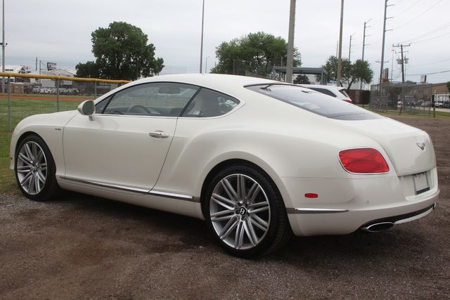 2013 Bentley Continental GT Speed Houston, Texas 19
