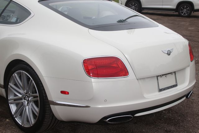 2013 Bentley Continental GT Speed Houston, Texas 20