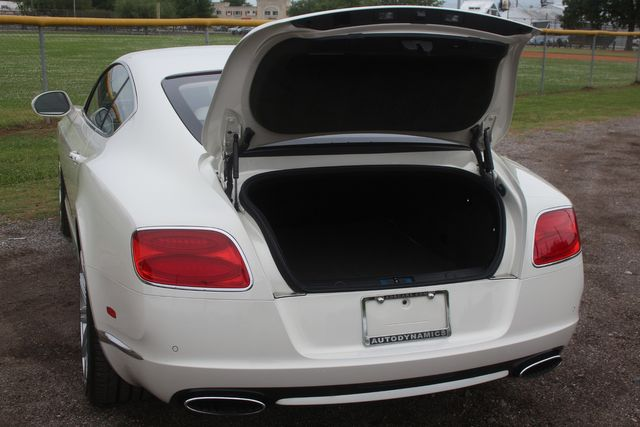 2013 Bentley Continental GT Speed Houston, Texas 22