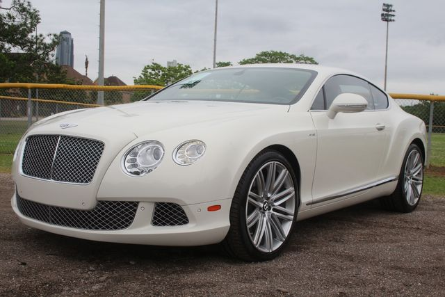2013 Bentley Continental GT Speed Houston, Texas 4