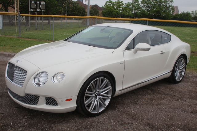 2013 Bentley Continental GT Speed Houston, Texas 5