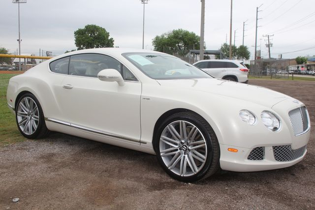 2013 Bentley Continental GT Speed Houston, Texas 6