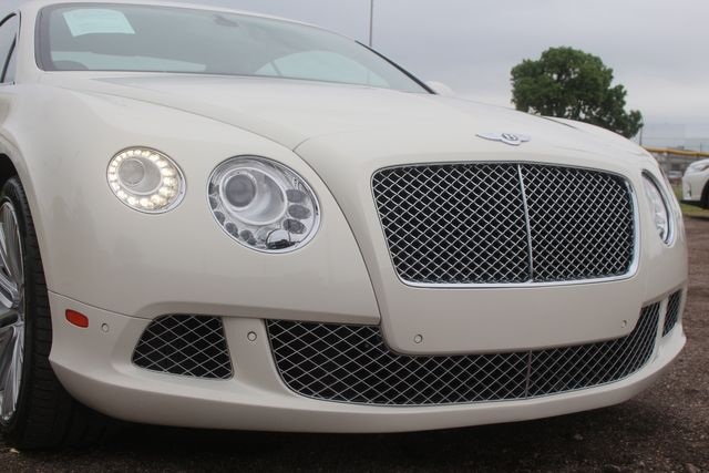 2013 Bentley Continental GT Speed Houston, Texas 8