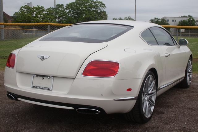 2013 Bentley Continental GT Speed Houston, Texas 16