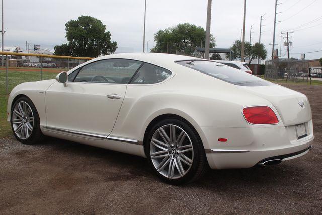 2013 Bentley Continental GT Speed Houston, Texas 19