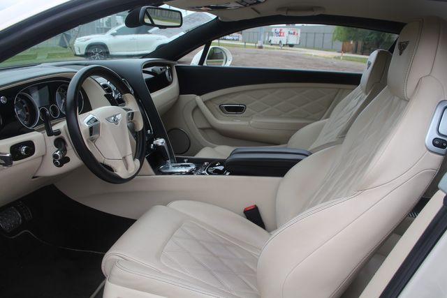 2013 Bentley Continental GT Speed Houston, Texas 28
