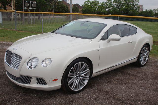 2013 Bentley Continental GT Speed Houston, Texas 5