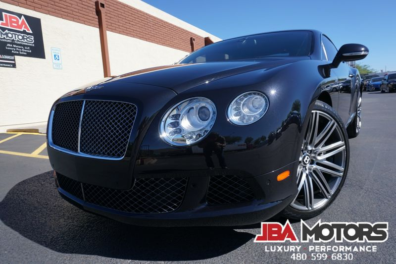 2013 Bentley Continental GT Speed Coupe AWD HUGE $228k MSRP Massage Diamond Stitch! | MESA, AZ | JBA MOTORS in MESA AZ
