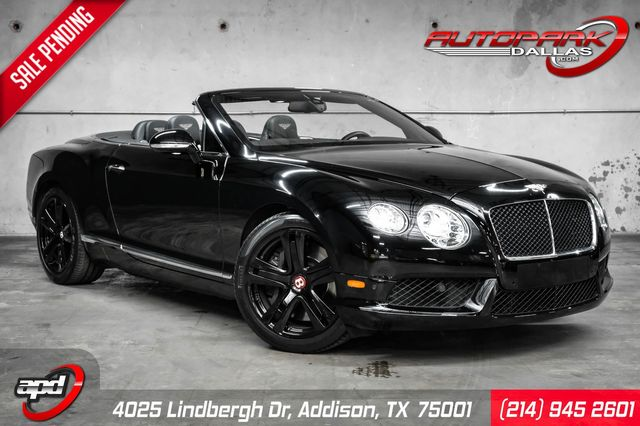 2013 Bentley Continental GT V8 in Addison, TX 75001