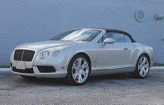 2013 Bentley Continental GT V8 Hollywood, Florida 10