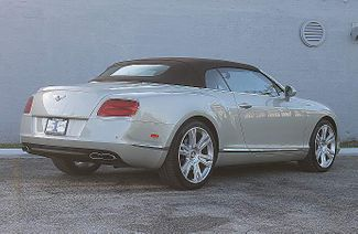 2013 Bentley Continental GT V8 Hollywood, Florida 4