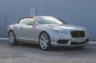 2013 Bentley Continental GT V8 Hollywood, Florida 36