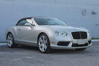 2013 Bentley Continental GT V8 Hollywood, Florida 50