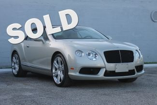 2013 Bentley Continental GT V8 Hollywood, Florida 1