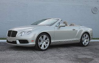 2013 Bentley Continental GT V8 Hollywood, Florida 25