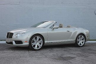 2013 Bentley Continental GT V8 Hollywood, Florida 42