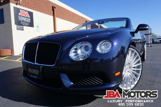 2013 Bentley Continental GT V8 Convertible GTC Mulliner Package Diamond Stitched! | MESA, AZ | JBA MOTORS in Mesa AZ