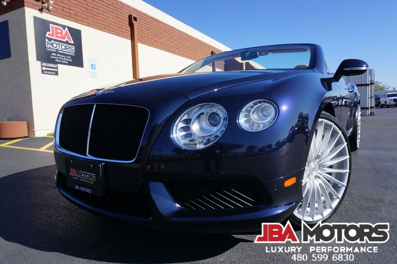2013 Bentley Continental GT V8 Convertible GTC Mulliner Package Diamond Stitched!   MESA, AZ   JBA MOTORS in MESA AZ