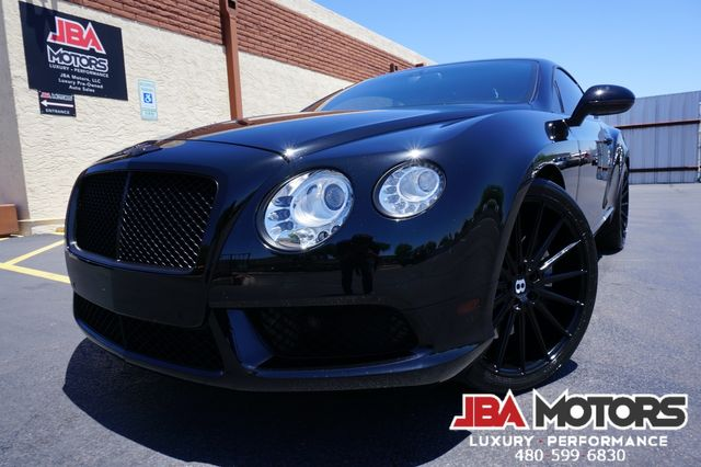 2013 Bentley Continental GT V8 Coupe ~ MULLINER PACKAGE