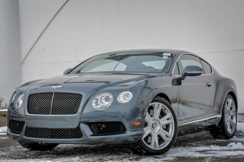 2013 Bentley Continental Gt V8 Naples Fl Us Global Exchange