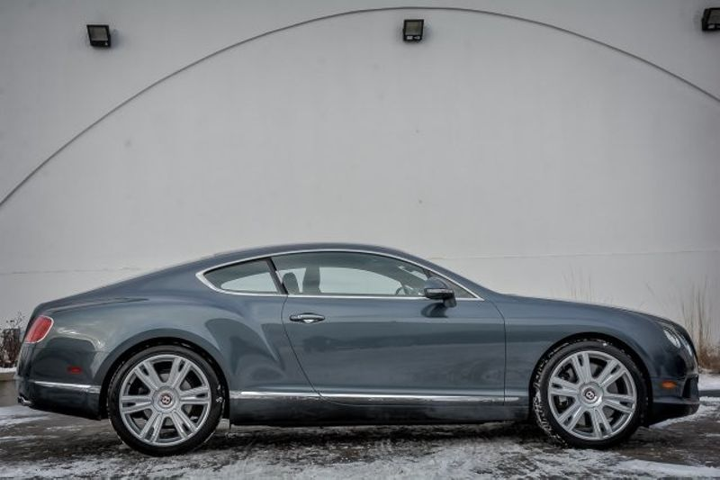 2013 Bentley Continental Gt V8 Naples Fl Us Global Exchange
