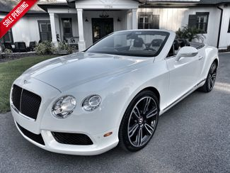 2013 Bentley Continental GT V8 in , Florida