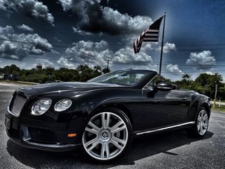 2013 Bentley Continental GT V8 GTC BELUGABELUGA CARFAX CERT SERVICED  Plant City Florida  Bayshore Automotive   in Plant City, Florida