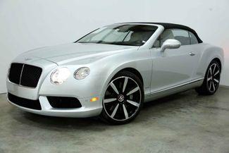 2013 Bentley Continental GTC V8 Le Mans Edition Houston, Texas