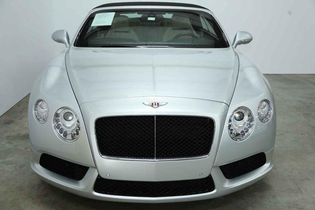 2013 Bentley Continental GTC V8 Le Mans Edition Houston, Texas 1