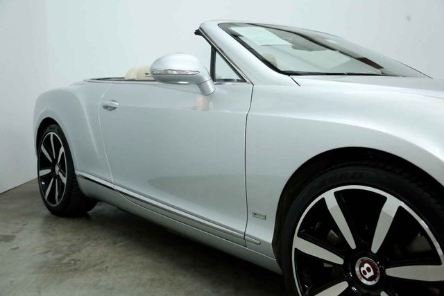 2013 Bentley Continental GTC V8 Le Mans Edition Houston, Texas 6