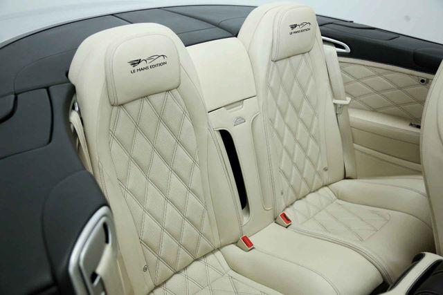 2013 Bentley Continental GTC V8 Le Mans Edition Houston, Texas 17