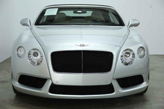2013 Bentley Continental GTC V8 Le Mans Edition Houston, Texas 4