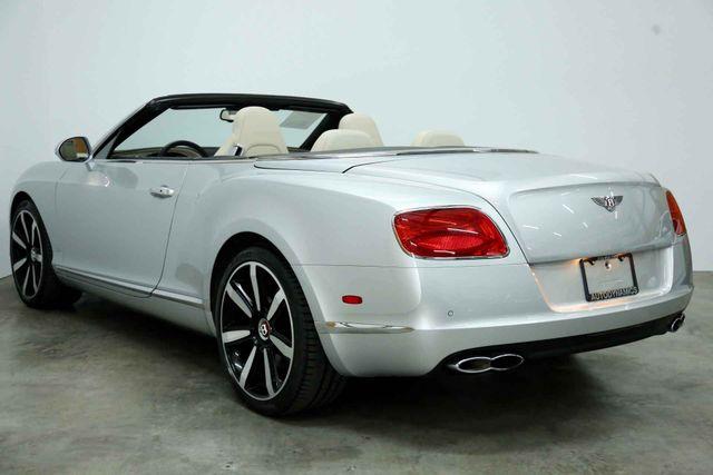 2013 Bentley Continental GTC V8 Le Mans Edition Houston, Texas 8