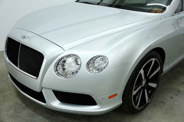 2013 Bentley Continental GTC V8 Le Mans Edition Houston, Texas 5