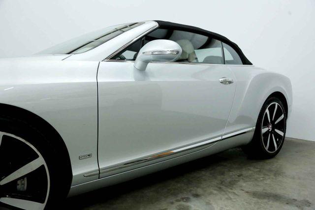 2013 Bentley Continental GTC V8 Le Mans Edition Houston, Texas 7