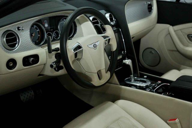 2013 Bentley Continental GTC V8 Le Mans Edition Houston, Texas 12
