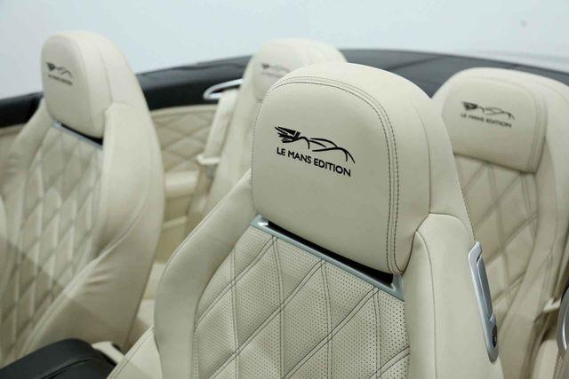 2013 Bentley Continental GTC V8 Le Mans Edition Houston, Texas 14